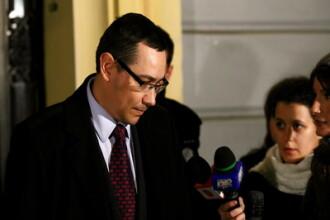 Ponta: Am discutat cu PNL ce vrem sa facem dupa ce schimbam Guvernul Boc