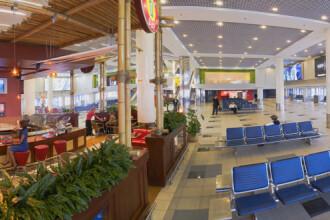 Cel mai mare aeroport al Rusiei: ar trece prin el toata Romania, intr-un an