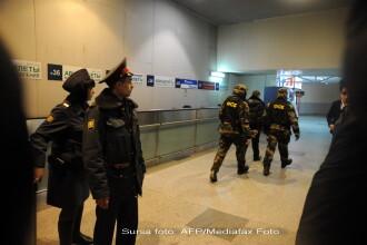 Explozia de la aeroportul din Moscova, declansata de un apel telefonic