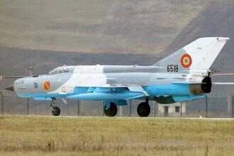 Doamne, ajuta!2 MiG-uri vor ateriza la Arhiepiscopia Romanului si Bacaului