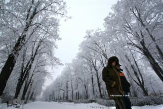Iarna a avut ultima zvacnire. Turistii s-au bucurat la munte