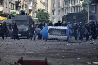 Egiptul fierbe. ElBaradei catre manifestanti: Rabdare, schimbarea va veni