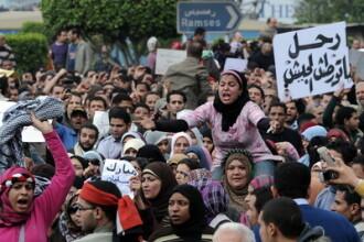 Se pregateste greva generala in Egipt: peste 1 milion de participanti