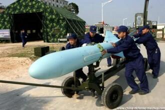 Demonstratie de forta pentru SUA si Occident? Super-racheta testata de Iran in stramtoarea Ormuz