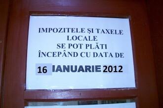 Nu faceti drum degeaba la Taxe si Impozite! In Arad nu se incaseaza inca birurile pe 2012