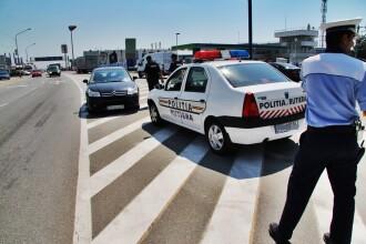 A fost prins circuland cu 216 kilometri la ora pe Autostrada Bucuresti-Ploiesti. Cu ce amenda s-a ales soferul