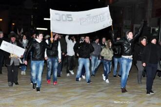 Romanii din provincie, din nou in strada. Cati oameni protesteaza in orasul tau