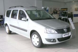 Vanzarile Dacia, in scadere, pentru prima oara in ultimii 6 ani. Loganul a imbatranit