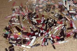 Cosmetice expirate pe rafturile magazinelor din Satu Mare