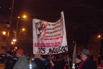 Suporterii lui Poli protesteaza din nou. Peluza Sud si-a anuntat prezenta in centrul Timisoarei