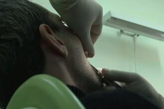Cum arata barbatul care nu a fost niciodata la dentist. Credea ca e normal sa aiba asa ceva in gura