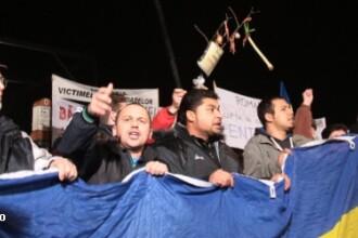 Mii de oameni au protestat si vineri in toata tara. Rezumatul evenimentelor