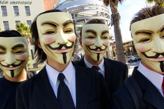 Hackerii se razbuna dupa blocarea Megaupload. Fara sa vrei, esti parte din atacul Anonymous