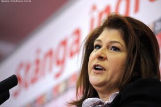 Cine este Rovana Plumb, ministrul Mediului in Guvernul Ponta