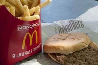 McDonald's deschide in India, unde vacile sunt sfinte, primele restaurante vegetariene ale grupului
