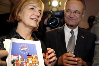Croatii au votat aderarea la UE cu 66% din voturi. Rata de participare a fost foarte scazuta