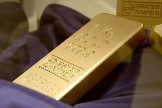 Hotii care au furat 21 de kilograme de aur din Capitala, prinsi dupa un an si jumatate