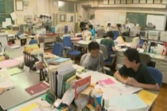 Japonia si Coreea de Sud schimba preferintele studentilor romani. Bursa lunara e de 1.700 de euro