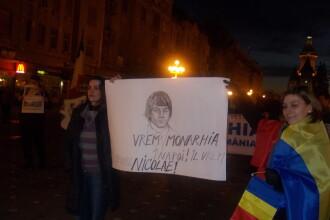 A unsprezecea zi de proteste s-a incheiat fara niciun incident la Timisoara.
