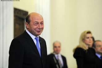 Basescu anunta o