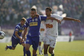 Poli Timisoara a batut Caransebesul la scor de neprezentare