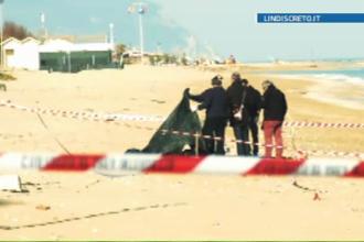 Descoperire macabra pe o plaja din Italia. Cum a ajuns acolo cadavrul unei dansatoare din Romania