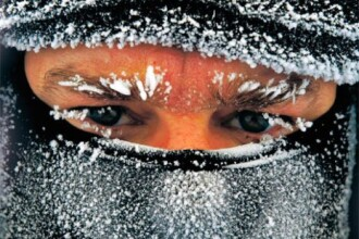 Romania dardaie la temperaturi siberiene. Zeci de persoane in soc hipotermic, internate in spitale