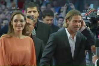 Angelina Jolie si Brad Pitt s-au casatorit de Craciun, in secret