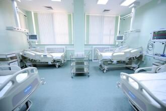 Reparatii capitale la doua sectii ale Spitalului Judetean de Urgenta Alba