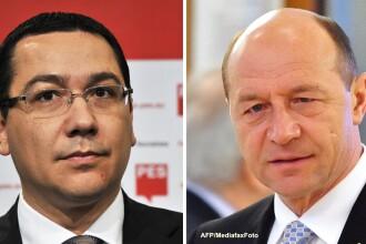 Basescu refuza semnarea memorandumului cu FMI. Ponta: