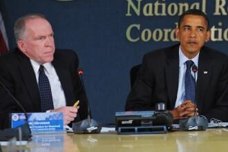Barack Obama l-a nominalizat pe Chuck Hagel la Pentagon si pe John Brennan la CIA