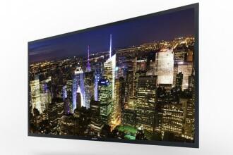 Surpriza prezentata de Sony la CES 2013. Cum arata televizorul 4K OLED