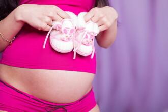 Aproape 850 de fete de pana in 15 ani, gravide intre ianuarie 2012-martie 2013, peste 50% au avortat