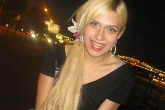 Tanara din Rusia care a cucerit inimile tuturor cu zambetul ei.