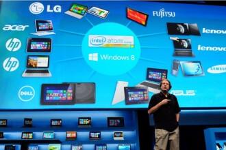 Intel la CES 2013: Telefoane, tablete si ultrabook-uri mai rapide, care consuma mai putin