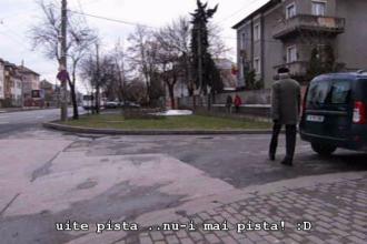 O ora din viata unui biciclist,in Timisoara. VIDEO realizat de un impatimit al mersului pe doua roti