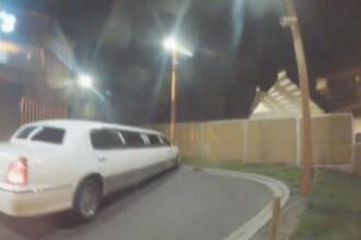 VIDEO. Intamplari amuzante la McDrive. O fantoma la volan si o limuzina blocata pe straduta