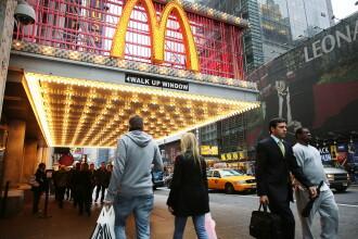 Surpriza din meniu. McDonald's renunta la celebrele jucarii Happy Meal. Cu ce le inlocuieste