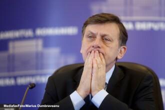 Antonescu: Popa si-a dat demisia din functia de vicepresedinte in semn de protest fata de cazul Bot