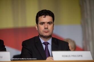 Ministrul Educatiei, Remus Pricopie, la