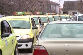 Razie a politiei in randul taximetristilor din Centrul Vechi al Capitalei. 120 de soferi, amendati