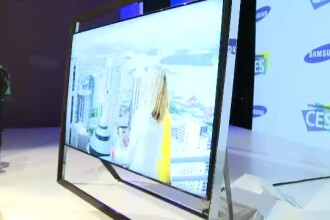 Cele mai scumpe gadget-uri de la CES 2013. OLED-ul 4K de la Sony de 40.000 de euro