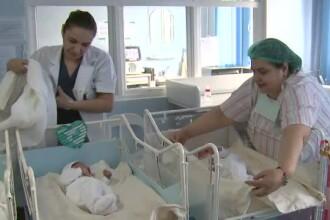 Cifrele abandonului in maternitatile din Romania. 1.107 copii lasati in grija statului in 2012