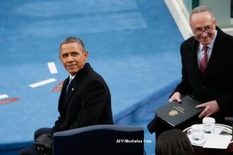 Obama, in discursul de investire: