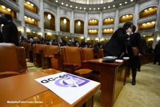Patru deputati au parasit grupul PPDD. Ei vor deveni parlamentari independenti
