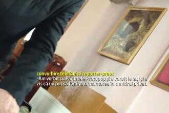 Biserica Ortodoxa nu vrea concurenta. Slujbele in cimitirele private, interzise. Camera ascunsa
