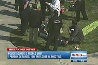 Trei persoane sunt in stare critica in urma unui atac armat, intr-un campus din Texas