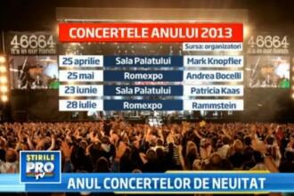 Cele mai spectaculoase evenimente in 2013: Ce va asteapta la Sensation, Depeche Mode si Roger Waters