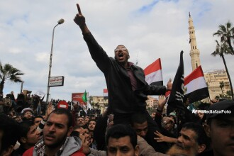 Criza in Egipt. Armata, hotarata sa intervina daca vointa poporului nu va fi respectata