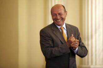 Traian Basescu, despre impozitarea salariilor mari ale bugetarilor: Daca Ponta poate, eu il sustin